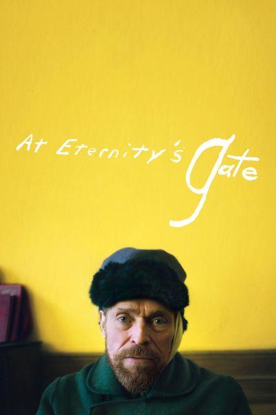 Van Gogh az örökkévalóság kapujában – Plakát