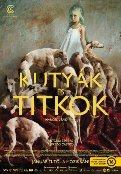 Kutyák és titkok – Plakát