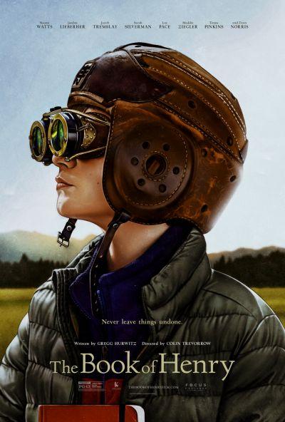 Henry könyve – Plakát