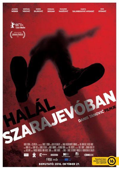 Halál Szarajevóban – Plakát