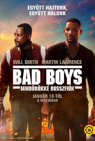 Bad Boys – Mindörökké rosszfiúk – Plakát
