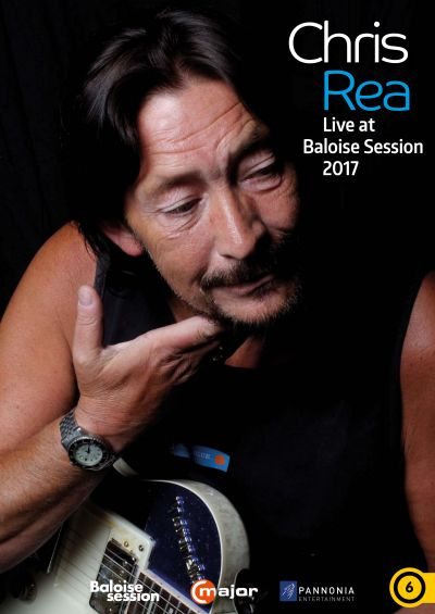 Chris Rea Live at Baloise Session 2017 – Plakát