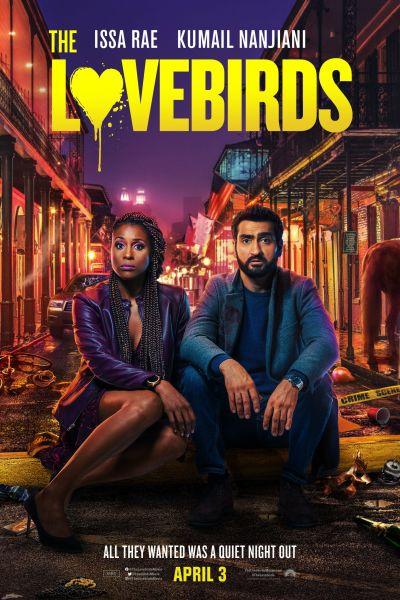 The Lovebirds – Plakát