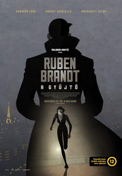 Ruben Brandt, a gyűjtő – Plakát