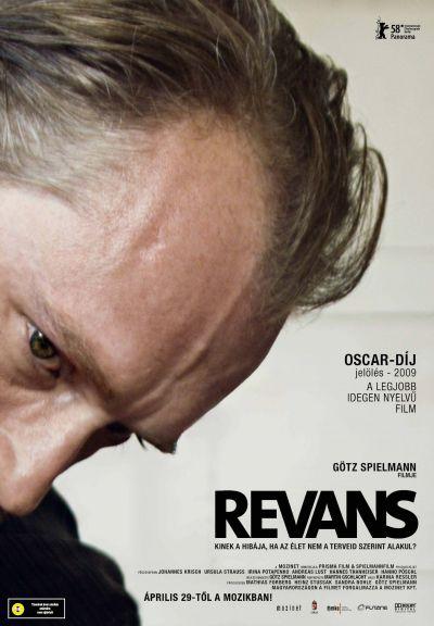 Revans – Plakát
