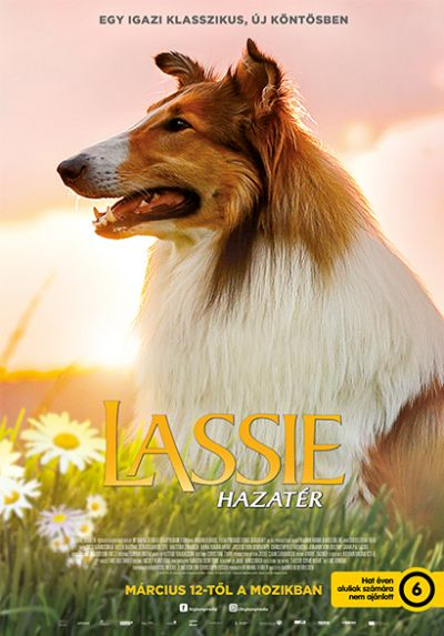 Lassie hazatér – Plakát