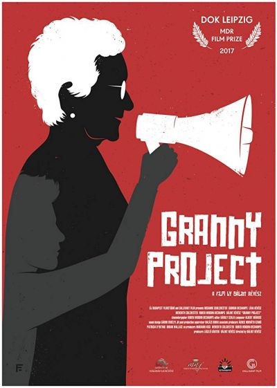 Nagyi Projekt – Plakát