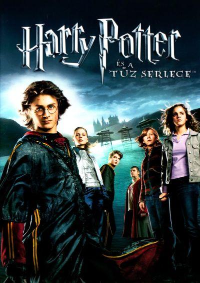 Harry Potter és a Tűz Serlege – Plakát