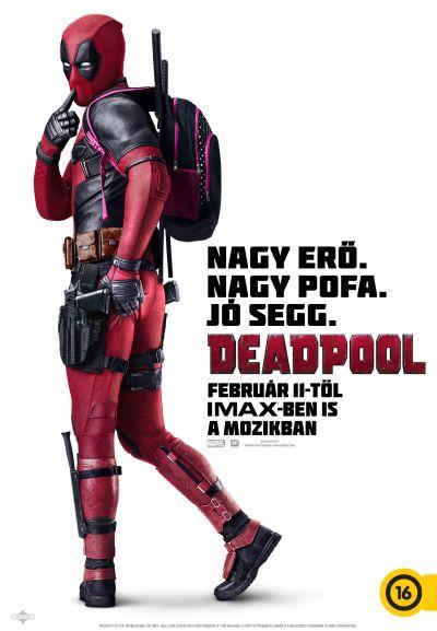 Deadpool – Plakát