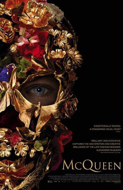 McQueen – Plakát