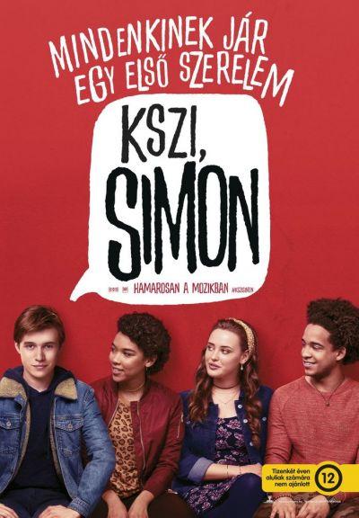 Kszi, Simon – Plakát