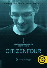 Citizenfour – Plakát