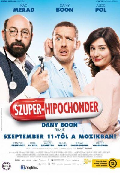 Szuper - Hipochonder – Plakát