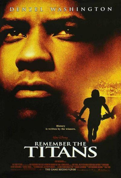 Emlékezz a titánokra! – Plakát