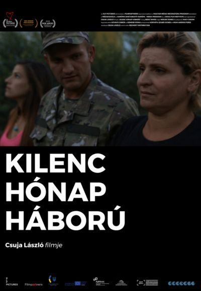 Kilenc hónap háború – Plakát