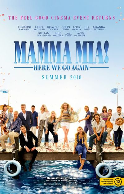 Mamma Mia! Sose hagyjuk abba – Plakát