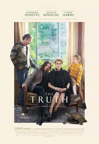 Az igazság – Plakát