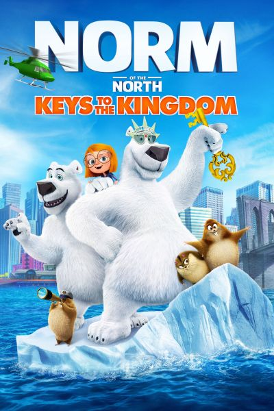 Norm of the North: Keys to the Kingdom – Plakát