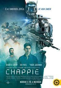 Chappie – Plakát