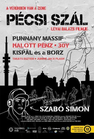 Pécsi szál – Plakát