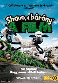 Shaun, a bárány - A film – Plakát