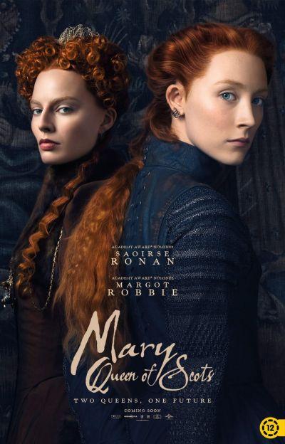 Két királynő – Plakát