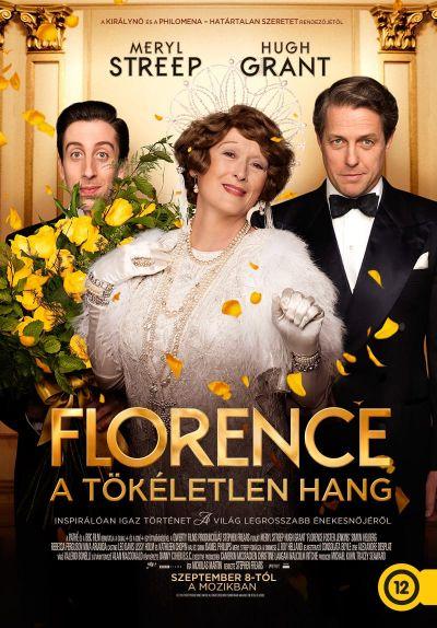 Florence - A tökéletlen hang – Plakát