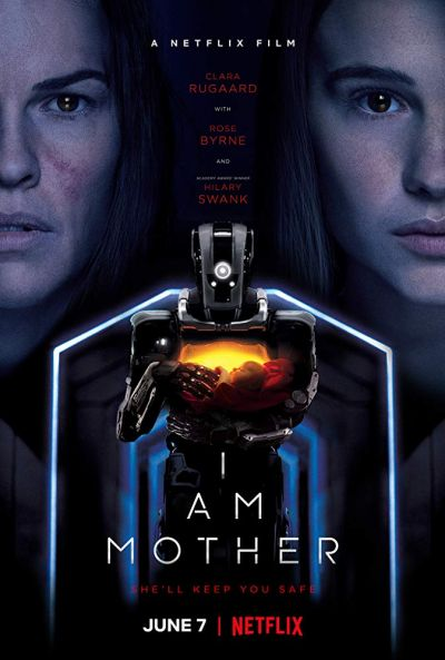 I Am Mother – Plakát