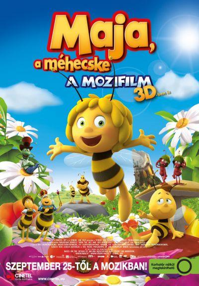 Maja, a méhecske – Plakát