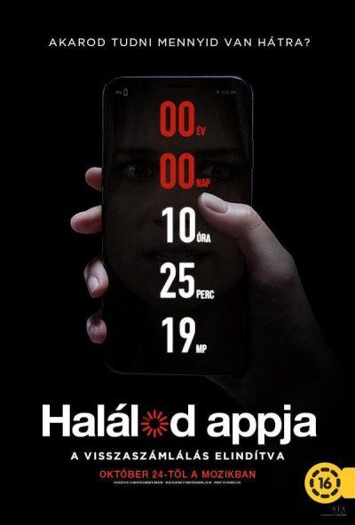 Halálod appja – Plakát
