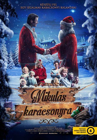 Mikulás karácsonyra – Plakát
