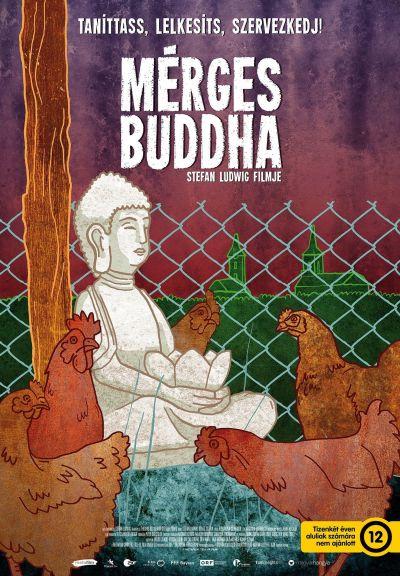 Mérges Buddha – Plakát