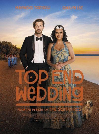 Esküvő a topon – Plakát