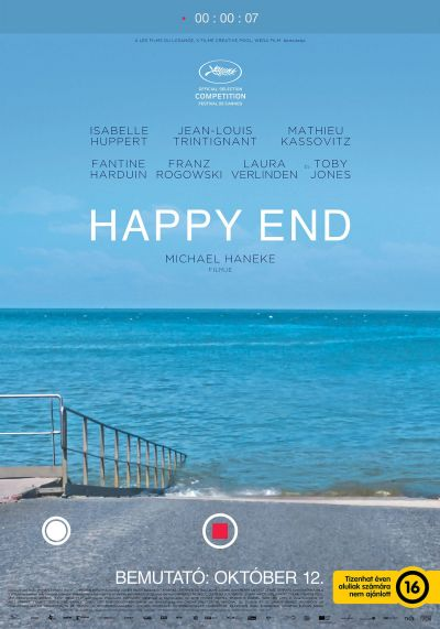 Happy End – Plakát