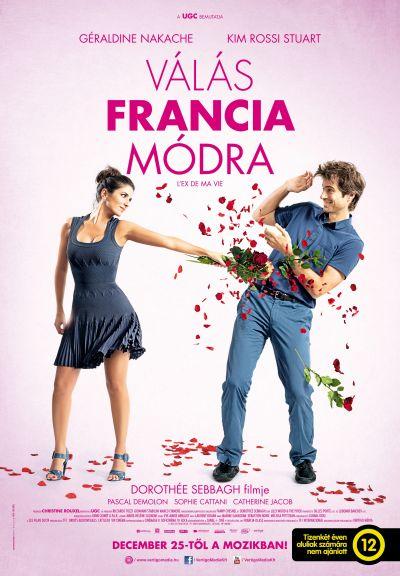Válás francia módra – Plakát