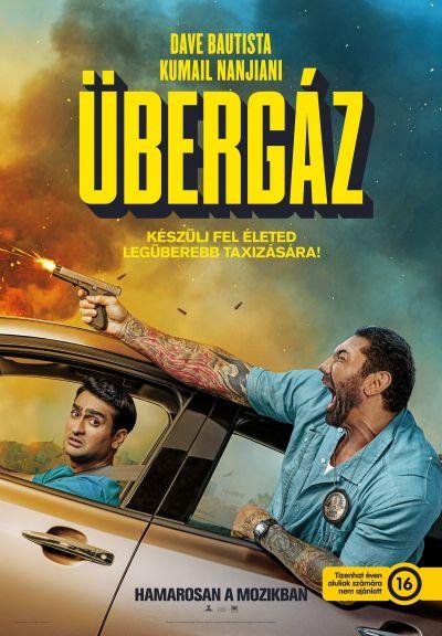 Übergáz – Plakát