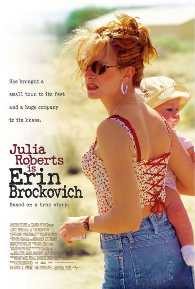 Erin Brockovich - Zűrös természet – Plakát