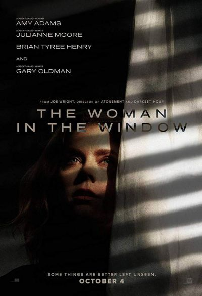 Nő az ablakban – Plakát