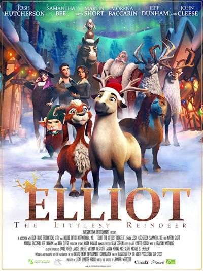 Elliot the Littlest Reindeer – Plakát