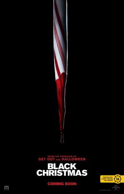 Fekete karácsony – Plakát