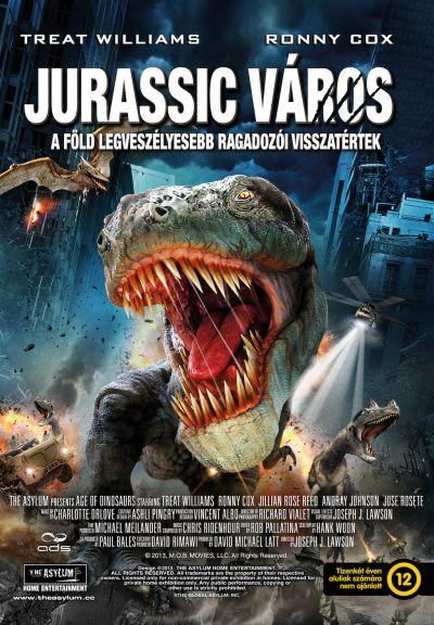 Jurassic város – Plakát