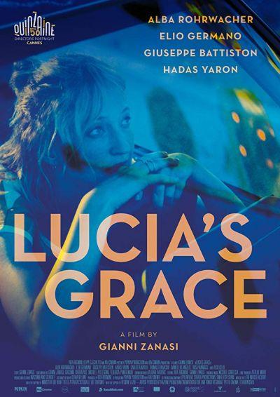 Lucia látomásai – Plakát