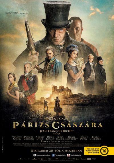 Párizs császára – Plakát