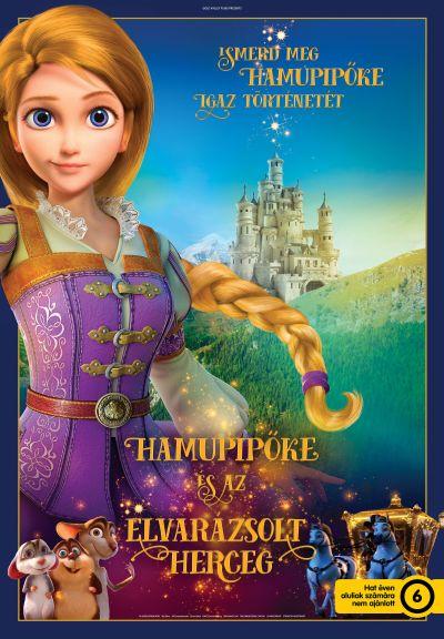 Hamupipőke és az elvarázsolt herceg – Plakát