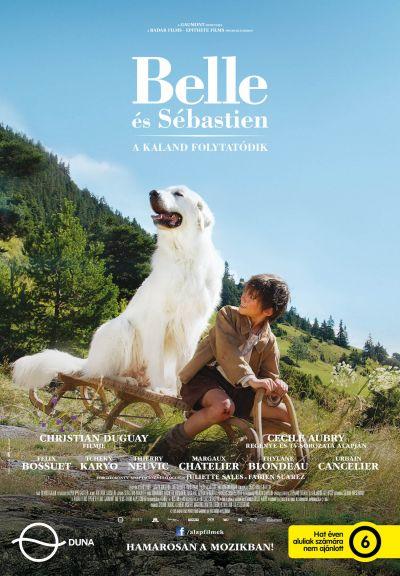 Belle és Sébastien - A kaland folytatódik – Plakát