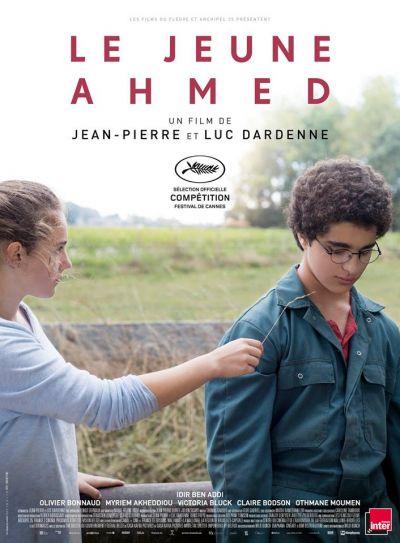 Az ifjú Ahmed – Plakát