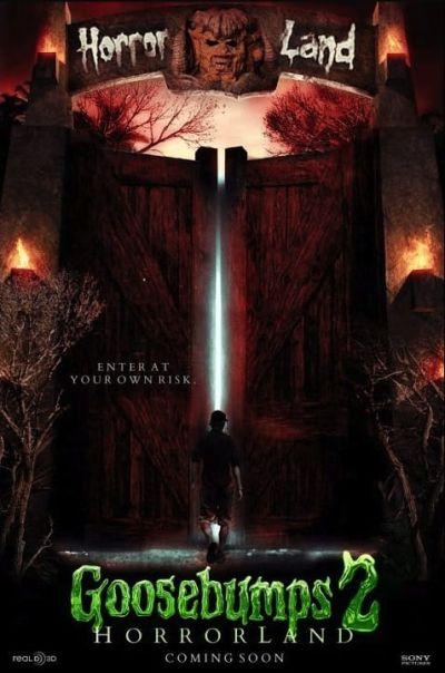 Goosebumps: Horrorland – Plakát