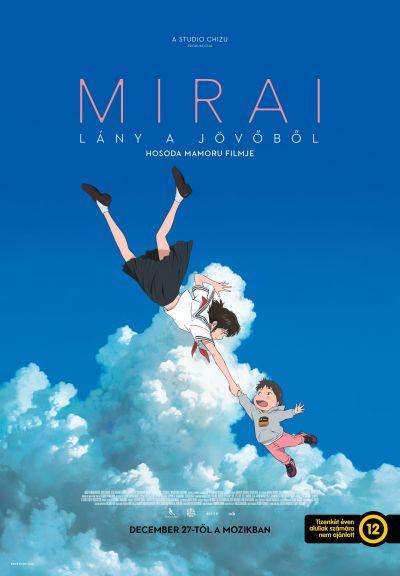 Mirai - Lány a jövőből – Plakát