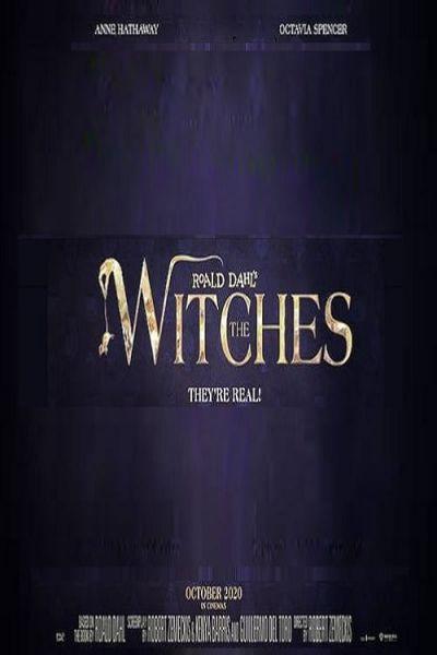 Roald Dahl: Boszorkányok – Plakát