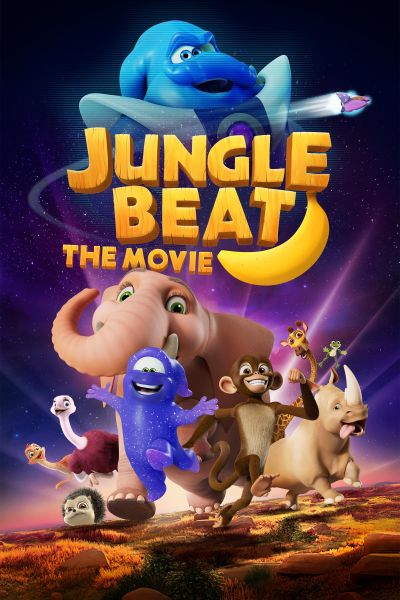 Jungle Beat: The Movie – Plakát